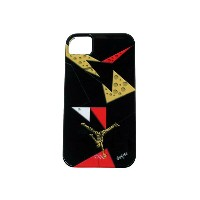 Air Jordan 7 Inspired iPhone Cases by Lanvin Pierre (iPhone 4/4S: Cardinal)iphone 4/4S ケース