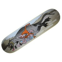 【トイマシーン デッキ】TOY MACHINE Deck LEABRES TAUN TAUN 8.25x32.375