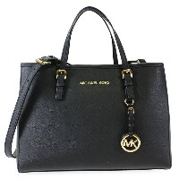 マイケル マイケルコース 2WAYバッグ MICHAEL MICHAEL KORS 30H3GTVT8L 001 BLACK Jet Set Travel