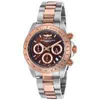 インビクタ 時計 インヴィクタ メンズ 腕時計 Invicta Men's 17029 Speedway Analog Display Japanese Quartz Two Tone Watch