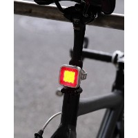 Knog(ノグ) リア36LEDライト(USB充電式)【Knog Blinder MOB MR CHIPS REAR 120°】