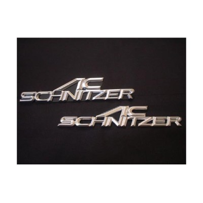 AC SCHNITZER FRONT ENBLEM for ALL BMW