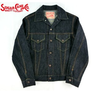 No.SC11962 SUGAR CANE シュガーケーンSTANDARD DENIM14.25oz.DENIM JACKET 1962MODEL
