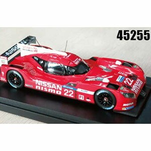 1/43 NISSAN GT-R LM NISMO 2015 Le Mans 24 hours No.22【45255】 EBBRO [エブロ 45255 GT-R LM 2015 #22]...