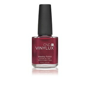 CND VINYLUX(バイナラクス) 139 Red Baroness (15ml)【WEEKLY POLISH】