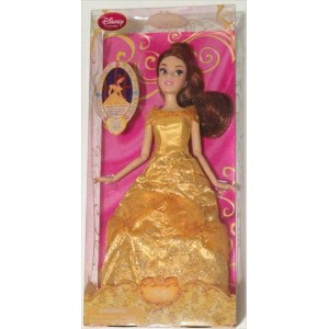 ディズニー ドール フィギュア 人形 美女と野獣 ベル Disney Store Exclusive Classic Doll Collection BELLE Beauty and the...