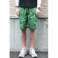 Relwen(レルウェン)BATIK SURF SHORTS(COLOR : GREEN/OLIVE) 【05P03Sep16】