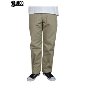 【あす楽対応】BLUCO work garment / OL-004 STANDARD WORK PANTS  beige