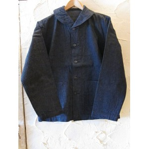 ★送料無料★BUZZ RICKSON'S バズリクソンズ/NAVY DENIM WORK JKT ONEWASH