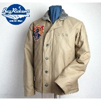 "No.BR13116 BUZZ RICKSON'S バズリクソンズN-1 Khaki NAVY DEPARTMENT""SS-568"""