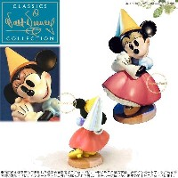WDCC ミニーマウス ミッキーの巨人退治 プリンセスミニー Brave Little Tailor Minnie Mouse : Princess Minnie 11K-41095-0 □