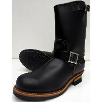 RED WING(レッドウィング)[Style No, 9268/ENGINEER BOOTS]【RED WING JAPAN 正規特約店】Made in U.S.A./エンジニアブーツ/ブラック...