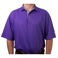 Vokey Design FJ Stretch Pique Solid w/ Self Collar Polo Shirts【ゴルフ ゴルフウェア>ポロ/長袖シャツ】