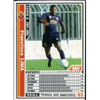 [WCCF]SERIE A 2001-2002Ver.1 218/288「フランシスコ・リマ」白カード【中古】