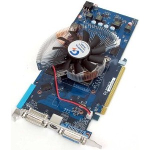GIGABYTE Radeon HD 3870 512MB GDDR3 PCI-E DVIx2/S-video GV-RX387512H【中古】【全品送料無料セール中!】