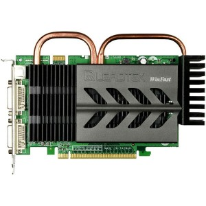 Leadtek WinFast PX7600 GT TDH Heatpipe Version Geforce 7600GT 256MB DDR3 DVIx2/HDTV 【中古】【送料無料セール中! ...