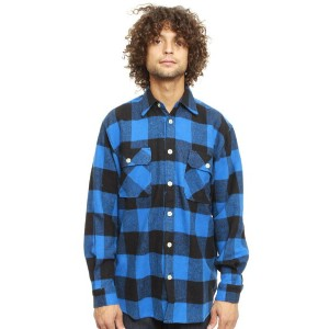 ROTHCO ネルシャツ ロスコ Extra Heavy Weight Buffalo Plaid Flannel Shirt