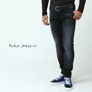 Nudie Jeans ヌーディージーンズ TIGHT LONG JOHN スキニーパンツ TOASTED BEAN 42161-1209-537