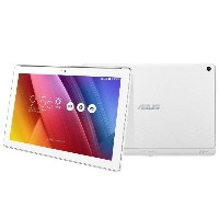 ASUS タブレットPC(端末)・PDA ASUS ZenPad 10 Z300CL-WH16 SIMフリー [ホワイト] [OS種類:Android 5.0.1 画面サイズ:10.1インチ CPU...
