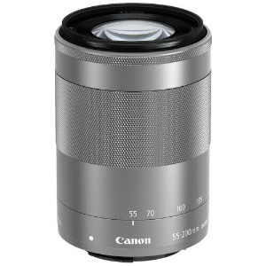 CANON EF-M55-200mm F4.5-6.3 IS STM SL