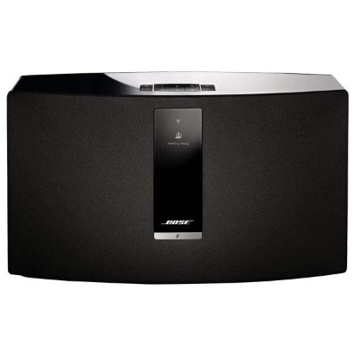 BOSE ワイヤレスミュージックシステム SoundTouch 30 Series III ブラック SOUNDTOUCH 30 III BLK [SOUNDTOUCH30IIIBLK]【RNH】