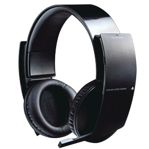 ソニー 純正 ワイヤレスヘッドセット SONY OFFICIAL PLAYSTATION 3 PS3 Wireless Stereo Headset