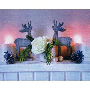 LED Picture Light Collection2deer Candle S