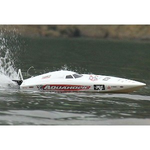 HobbyKing ARRクァンタム・アクアホリック(Quanum Aquaholic Brushless Deep V Racing Boat 740mm (ARR))9215000031-0