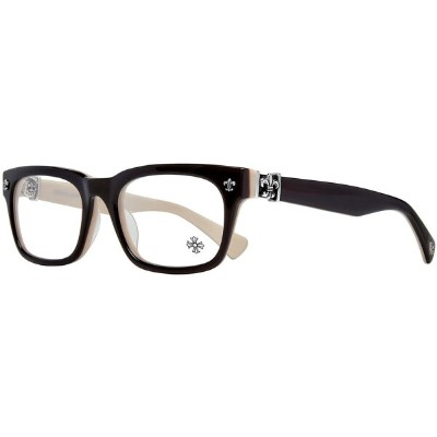 CHROME HEARTS GITTIN ANY?-A Black and Tan 52-19-145 クロムハーツ 眼鏡
