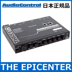 Audio Control(オーディオコントロール) THE EPICENTER IN-DASH SPLメーター付インダッシュベースプロセッサー