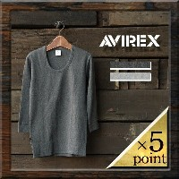 アビレックス【AVIREX】 AVI D 3/4 (6143509) Men's 3colors □