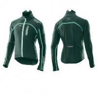 (2XU/ツータイムズユー) Men's Sub Zero Cycle Jacket MC2981a