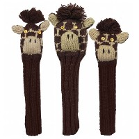 Sunfish Animal Headcover Giraffe Headcovers【ゴルフ アクセサリー>ヘッドカバー】