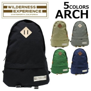 WILDERNESS EXPERIENCE/ウィルダネスエクスペリエンス ARCH/アーチ リュックサック/バックパック/カバン/鞄/バッグメンズ/レディース プレゼント/ギフト/通勤/通学/送料無料