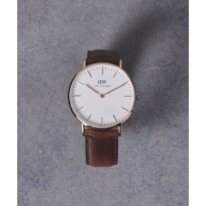 ★dポイントが貯まる★【UNITED ARROWS(ユナイテッドアローズ)】 Daniel Wellington  CLASSIC ST ANDREWS (ST Mawes)36MM 腕時計...