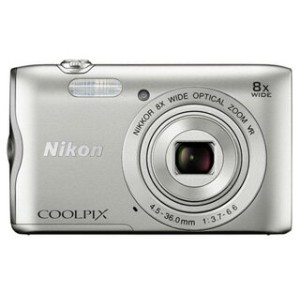 【nightsale】 Nikon/ニコン COOLPIX A300 SL(シルバー) クールピクス
