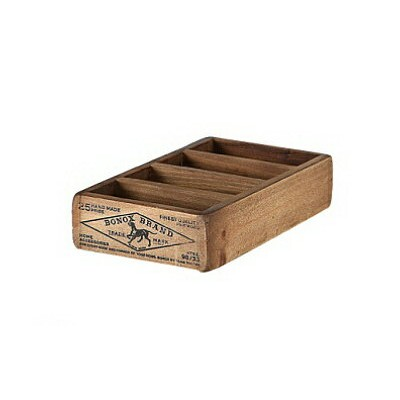 【DULTON】ダルトン アンティーク風 ウッデン ボックス フォー ビジネスカード CH14-H503NT WOODEN BOX FOR BUSINESS CARDS
