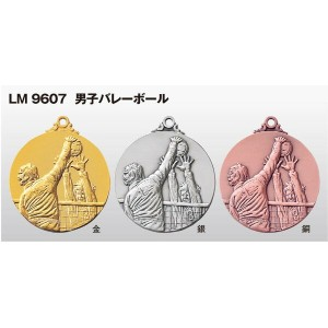 LMメダル60mm (高級プラケース入り) LM9607P/A-2