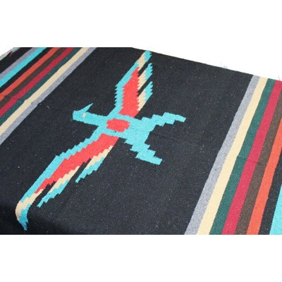 "エルパソ サドルブランケット EL PASO SADDLE BLANKET""THUNDERBIRD"" CENTER BLANKETS (VARIATIONS : 5 COLORS)..."