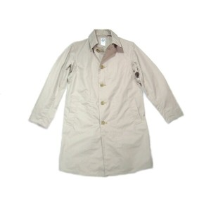 【半額!期間限定50%OFF!】CORONA(コロナ)/#CJ004-16 VENTILE from UK UP DUSTER COAT/stone