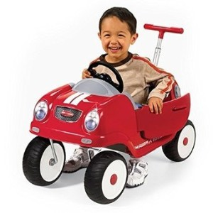 Radio Flyer Sport Coupe Red by Radio Flyer ラジオフライヤー