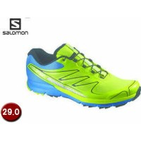 【nightsale】 SALOMON/サロモン L37072800-C8920 SENSE PRO GECKO【29.0】 (GECKO GREEN/METHYL BLUE/BLACK)