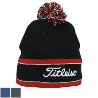 Titleist Pom Pom Winter Hat (#TH6WEAWHP-9)【ゴルフ ゴルフウェア>帽子】