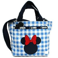 LeSportsac レスポートサック ミニショルダーバッグ MINI PICTURE X-BODY TOTE 2327 P933 SPRING TIME OUTING スプリングタイムアウティング...