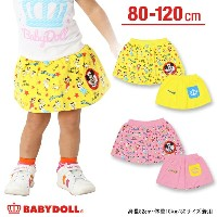 【S60】BABYDOLL ディズニー 総柄バルーンスカート-子供服 ベビー キッズ 女の子 ベビードール starvations 「DISNEY★Collection」-7771K_sk