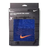NIKE JACQUARD TOWEL MEDIUM【TW2510-486-BLUE】
