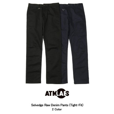 ATMOS LAB MENS VENTILE® Stretch Chino Cloth Trousers(アトモス ラボ クールマックス ストレッチ チノ クロス トラウザーズ)2色展開...