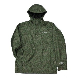 【COLUMBIA】WATERTIGHT PRINT JACKET [COMMANDO CAMO]/コロンビア