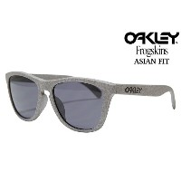 OAKLEY FROGSKINS SUNGLASSES 「HIGH GLADE COLLECTION」 OO9245-30 ASIAN FIT SMOKE/GREYオークリー フロッグスキン...