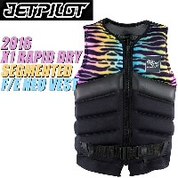 【JETPILOT】ジェットパイロット 2016年モデル JA5209 X1 RAPID DRY SEGMENTED F/E NEO VEST [MULTI] 【02P20May18】